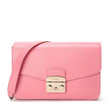Furla芙拉 女士时尚包袋粉色斜挎包 920375